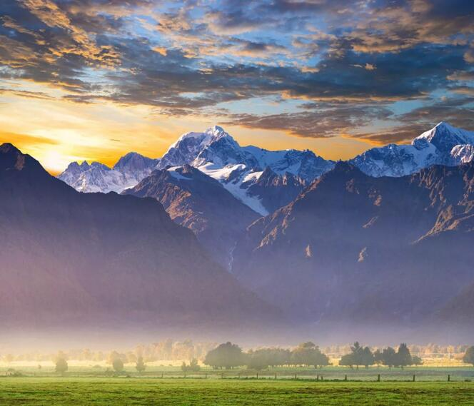 去新西兰旅游,不可错过霍比特人的小村庄