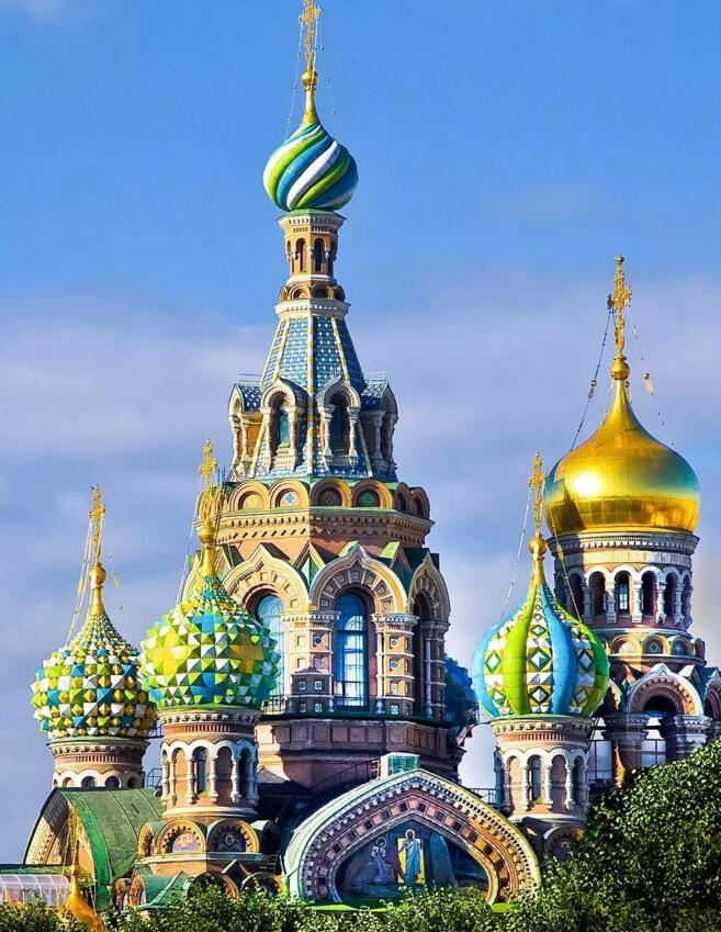千顶之城莫斯科旅游 不可不去克里姆林宫