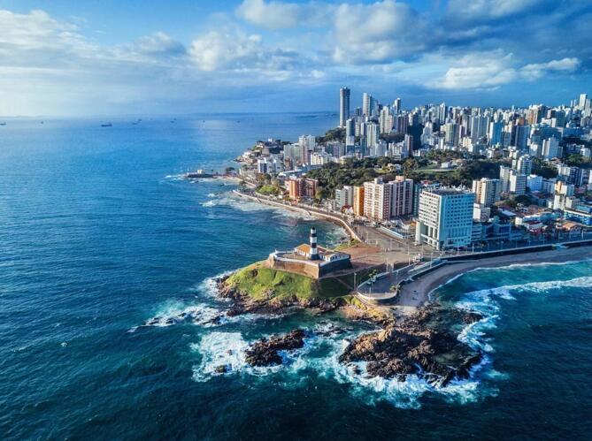 足球王国巴西旅游--拉美的风情不可风物