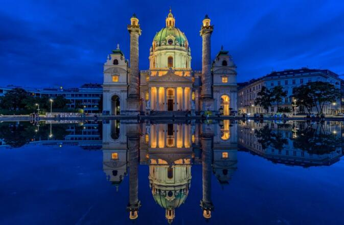 世界音乐之都维也纳 让你忘记时间的旅游