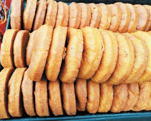 山西特色小吃老月饼的制作方法