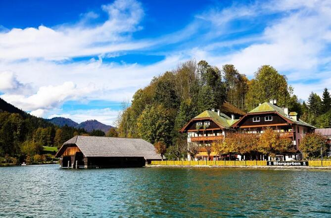 世外桃源--德国国王湖