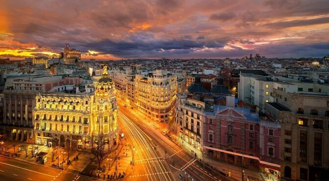 来西班牙马德里,感受古典现代艺术交融