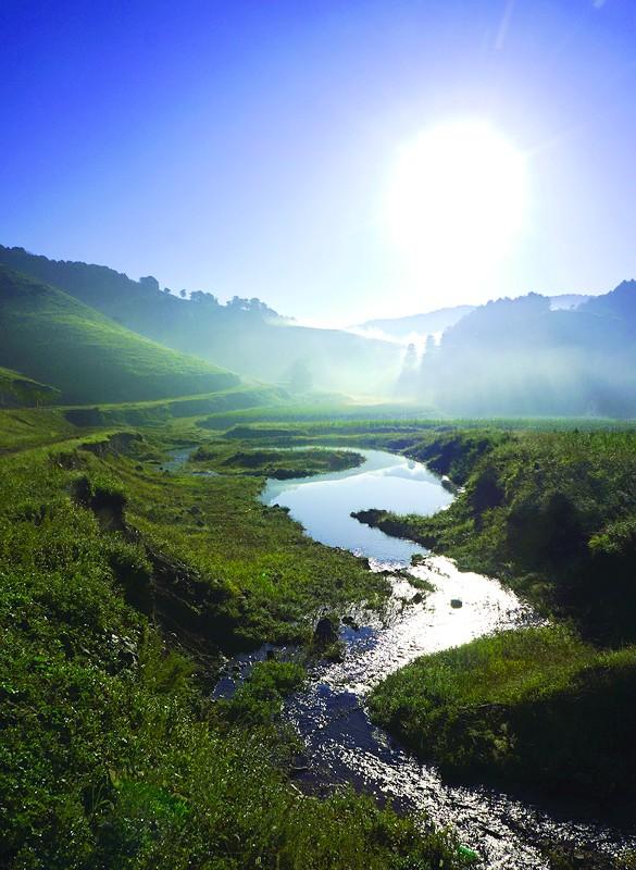 沁河源国家湿地公园怎么样?沁河源国家湿地公园简介