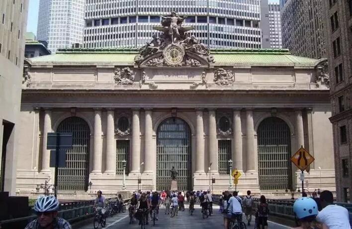 纽约中央车站_纽约的地标历史文化见证者