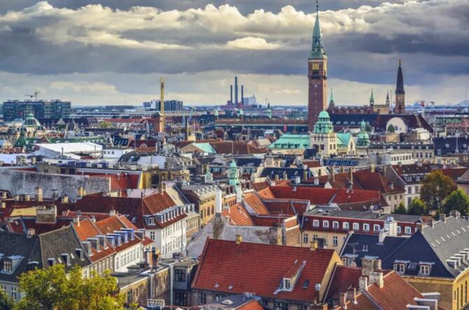 童话王国丹麦首都旅游哥本哈根——小美人鱼的居住地