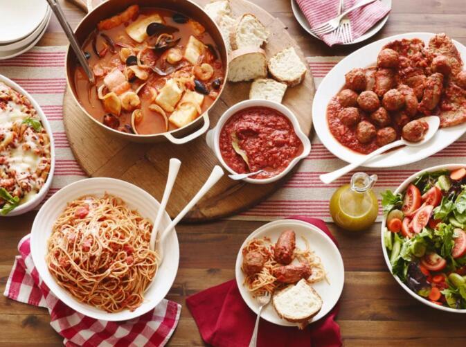 意大利旅游--不可错过的意大利美食